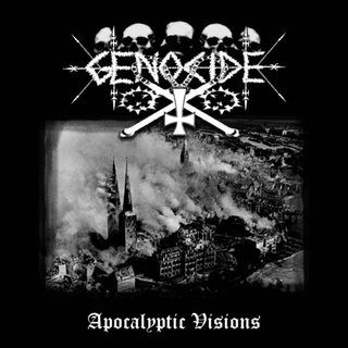 Genocide - Apocalyptic Visions (jewelCD)