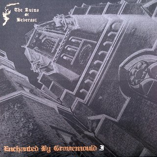 The Ruins Of Beverast - Enchanted By Gravemould (12LP)