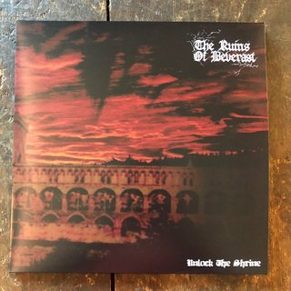 The Ruins Of Beverast - Unlock The Shrine (gtf. 2 2LP)