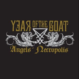 Year Of The Goat - Angels Necropolis (digiCD)