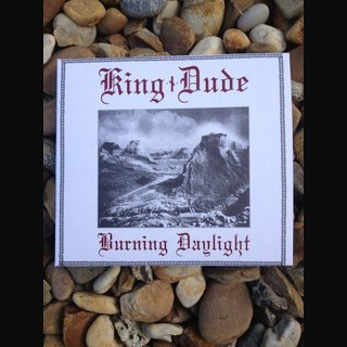 King Dude - Burning Daylight (digiCD)