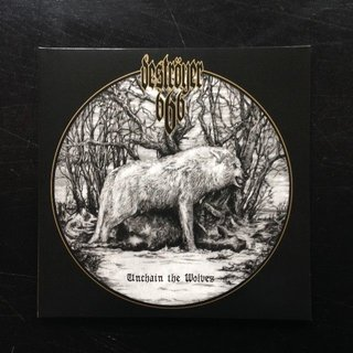 Destroyer666 - Unchain The Wolves (12 LP)