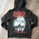 Atlantean Kodex - The Annihilation Of Europa Hooded Jacket