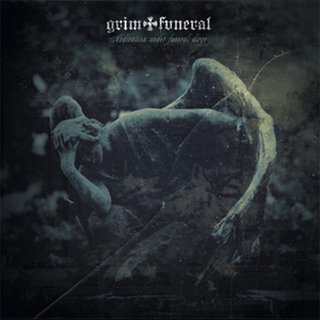 Grim Funeral - Abdication Under Funeral Dirge lim. CD box