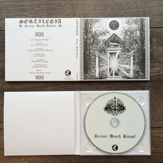 Sortilegia - Arcane Death Ritual digipack CD