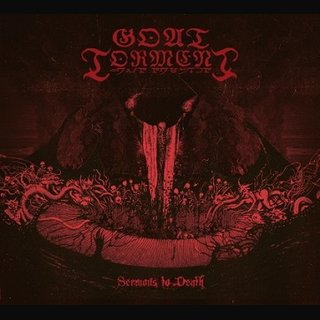 Goat Torment - Sermonts to Death (Digipack CD)