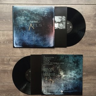 Deep Black - Nails 12LP
