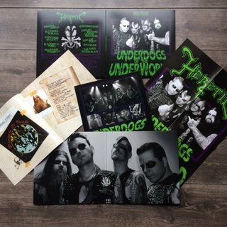 Heretic - Underdogs of the Underworld 12LP