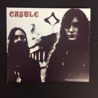 Castle - Welcome to the Graveyard digipack CD