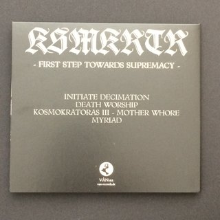 Kosmokrator - First Step to Supremacy MCD