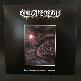 CONCATENATUS - Aeonic Dissonances Beyond Lights Consumption 12LP