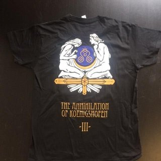 Atlantean Kodex - The Annihilation Of Königshofen T-Shirt