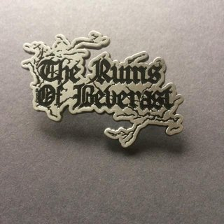 The Ruins of Beverast - Logo Pin