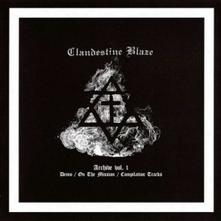 Clandestine Blaze - Archive vol.1 12LP