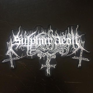 Sulphur Aeon - Logo Backpatch