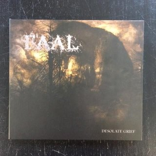 Faal  - Desolate Grief (digipack CD)