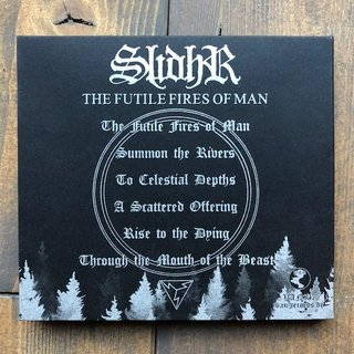Slidhr - The Futile Fires Of Man (digipack CD)