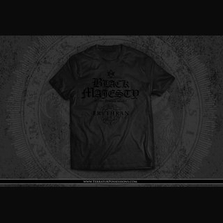 Black Majesty- Temple... Shirt