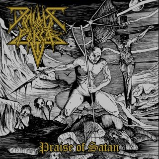 Diabolic Force -Praise of Satan 12 LP