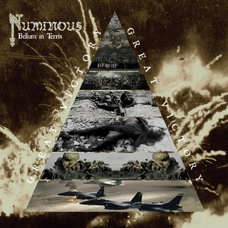 NUMINOUS- Bellum In Terris Audio CD