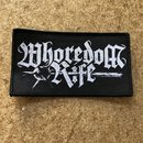 Whoredom Rife - Logo (Patch)