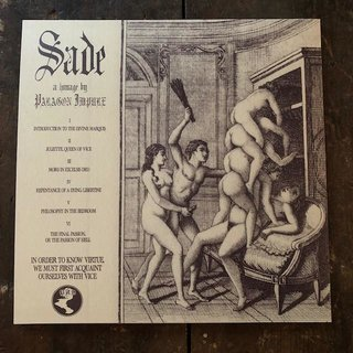 Paragon Impure - Sade (LP 12)