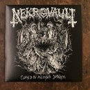 Nekrovault - Cursed By Ascended Darkness (7 ep, lim 500)