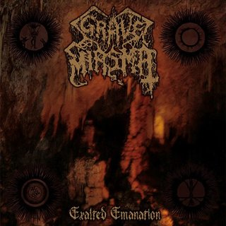 Grave Miasma - Exalted Emanation (digiCD)