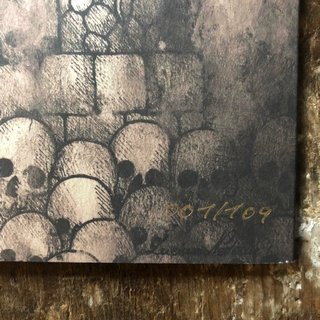 Genocide - Demonic Rituals In The Shadow Of Endless Hellfire 12 Vinyl