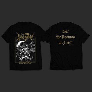 Deus Mortem -Kosmocide Shirt (colored Logo print)