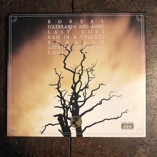 Crom Dubh - Firebrands and Ashes (digipack CD, lim. 300)