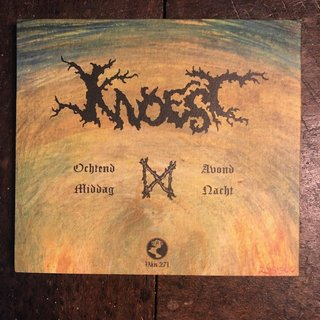 Knoest - Dag (digipack CD, lim. 300)