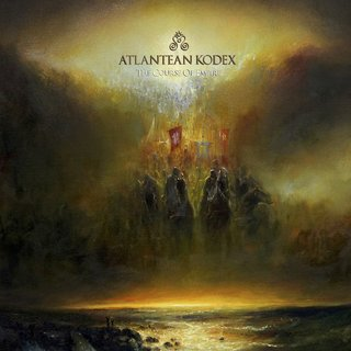 Atlantean Kodex - The Course Of Empire (jewelCD)