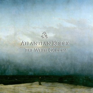 Atlantean Kodex - The White Goddess (jewelcase CD)