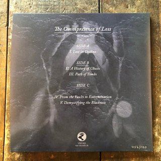 Urza - The Omnipresence of Loss (12 double vinyl, lim 500)