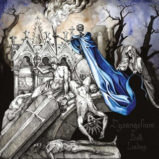 Dysangelium - Death Leading Digipak CD
