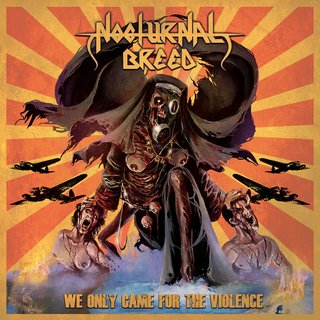 Nocturnal Breed -  We only came for the Violence 12 Double Vinyl