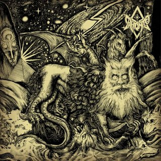 Caronte - Wolves of Thelema 12 LP