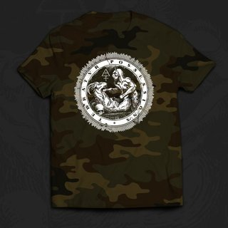 Terratur Possessions - T-Shirt (Camouflage)