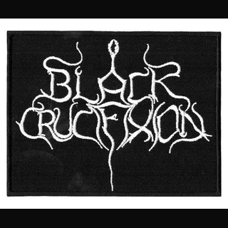 Black Crucifixion - Logo (Patch)