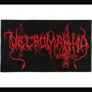 Necromantia - Logo (Patch)