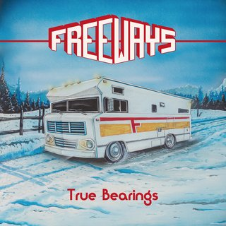 Freeways - True Bearings (jewelCD)