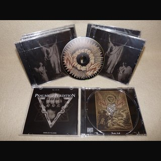 Subvertio Deus - Psalms of Perdition (jewelCD)