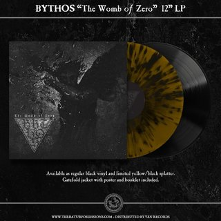 Bythos - The Womb of Zero (12 LP)