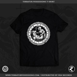 Terratur Possessions - T-Shirt (Black)