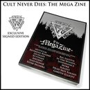 Cult Never Dies: The Mega Zine (signed paperback)