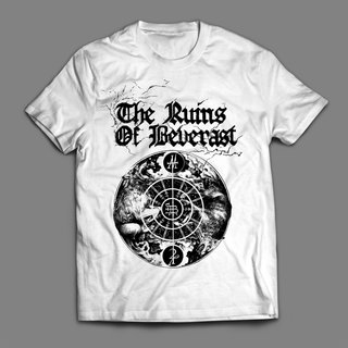 The Ruins Of Beverast - Wolves (WHITE T-Shirt)