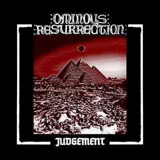 Ominous Resurrection - Judgement (digiCD)
