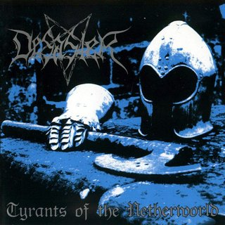 Desaster - Tyrants Of The Netherworld (jewelCD)