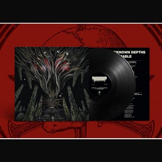 Bloodsoaked Necrovoid - Expelled Into The Unknown Depths Of The Unfathomable (12 LP)